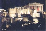 Athens Acropolis by night Sound and Light Show