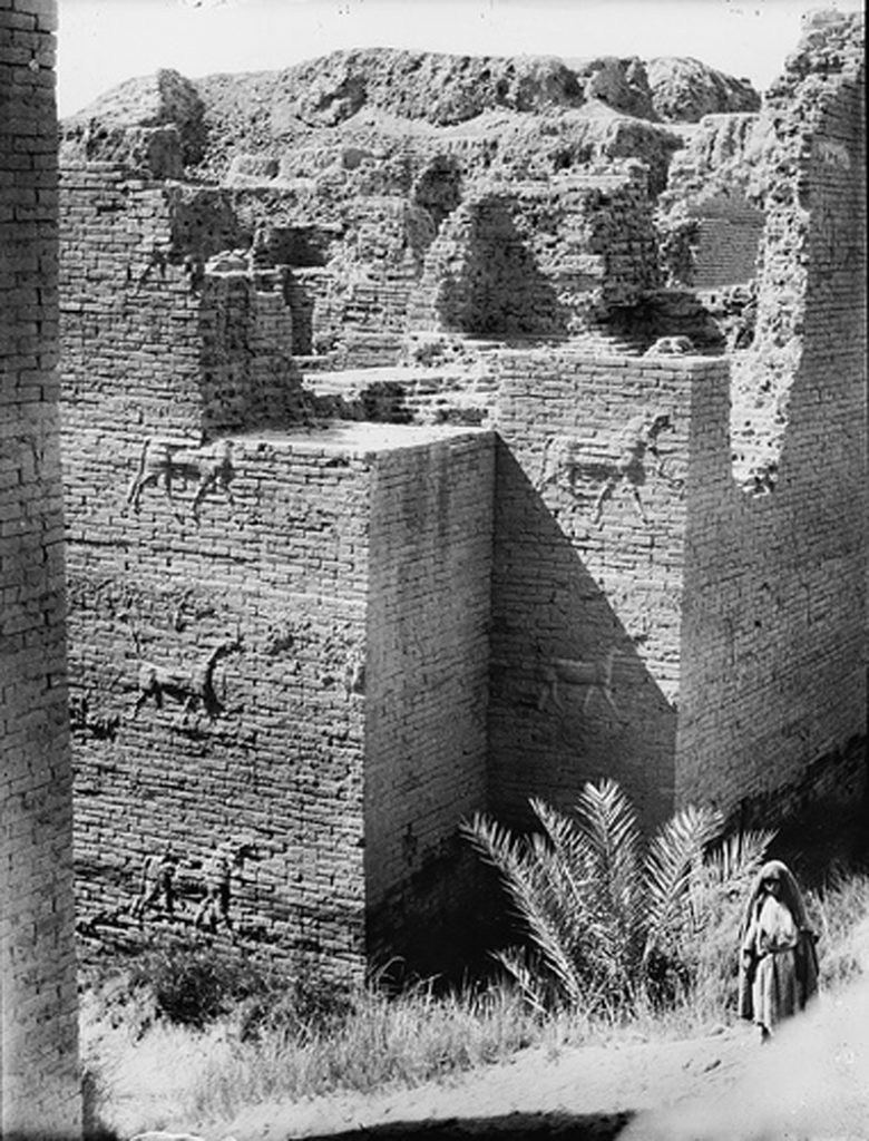 Babylon Ishtar Gate Credit Library of Congress via Wikimedia in Resources to set myself free from Babylonish Religion