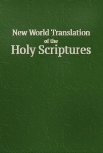 Green New World Translation of the Bible Jehovah's Witnesses