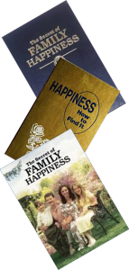 Jehovah's Witnesses selling happiness literature