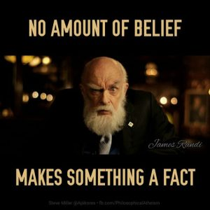 No amount of belief makes something a fact. Why isn't recruiting children a crime?