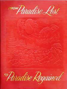 From Paradise Lost to Paradise Regained Book Cover