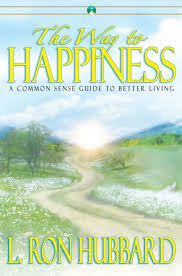 Scientology in the business of selling happiness? Is happiness a commodity?