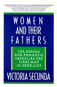 """Women and Their Fathers"" Book Cover about dynamics of mental illness"