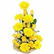 Yellow flowers posted in Depression and Suicide in Religion