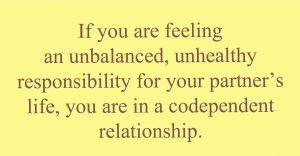 codependence described