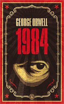 1984 George Orwell book about big brother New World Order